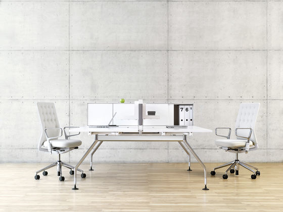 ID Trim Office Chairs featured in Office Setting with desks and other furniture
