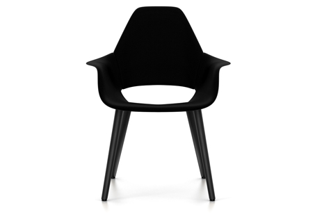Black Organic Chair