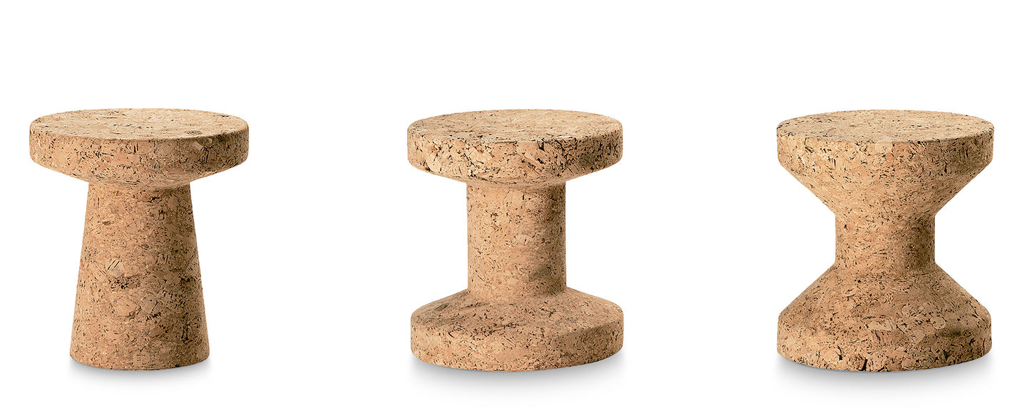 Cork Stools in various shapes