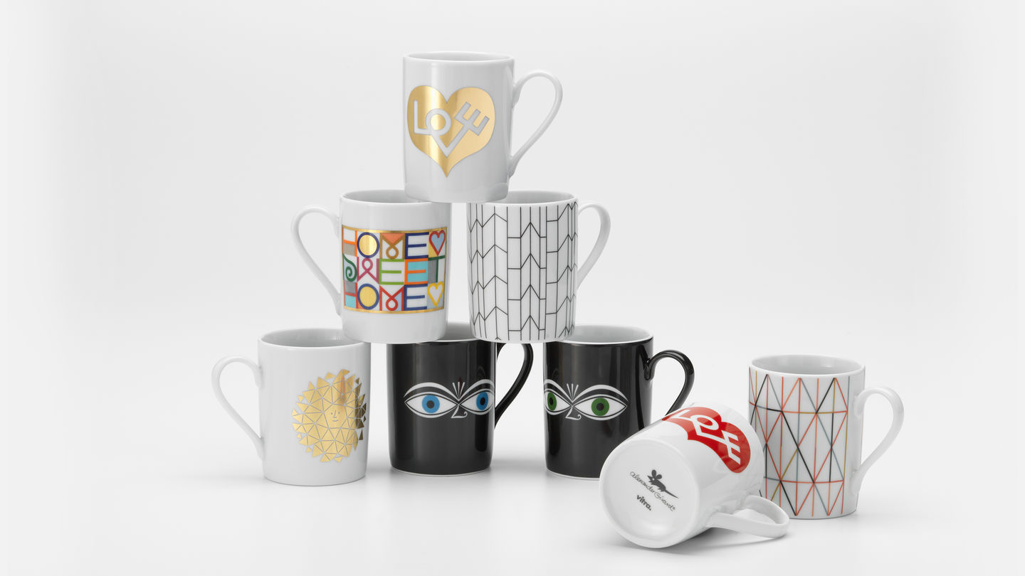 Coffee Mugs in multiple designs