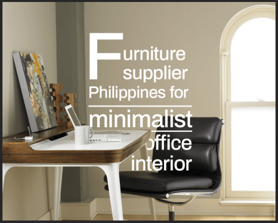 furniture supplier philippines