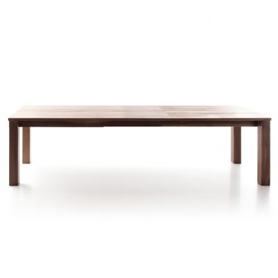 Ora Blu Table with wood pattern