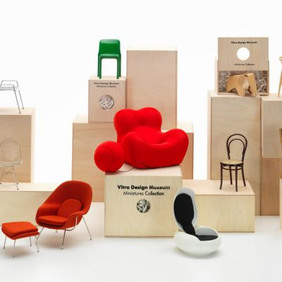 Vitra Miniatures Accessories featured with other accessories